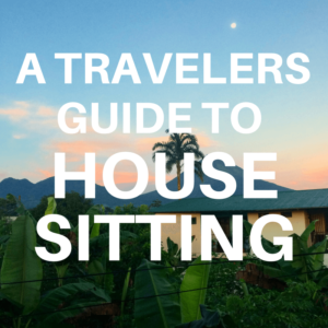A Travelers Guide to House Sitting