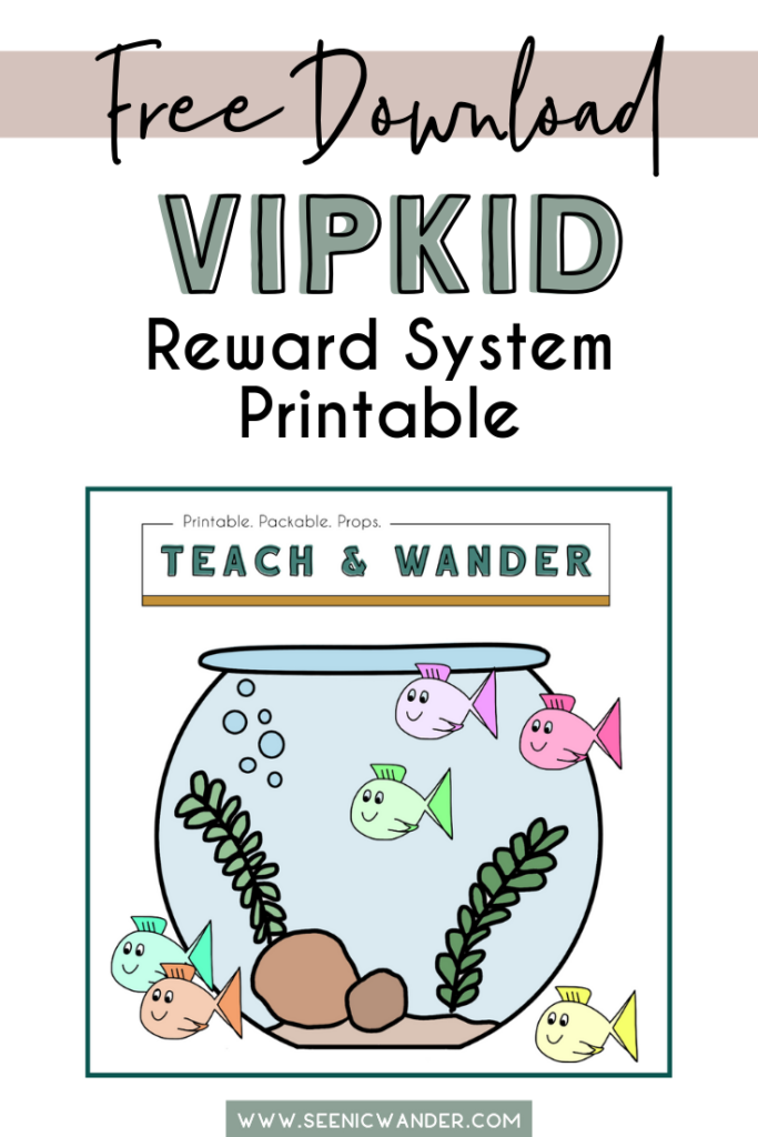 Lively image with regard to vipkid reward system printable